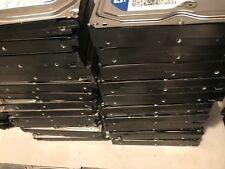 lot de 10 disques dur sata 80 giga 3.5 pouces