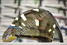 Dye i4 Replacement Thermal Goggle Lens - Dyetanium Mirror Smoke Gold