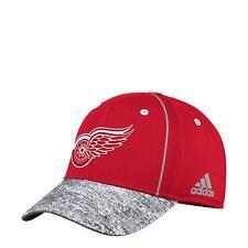 2c0539eac95 Detroit Red Wings adidas NHL Team Authentic Pro Flex Fit Hat   Cap size L