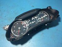 2009 Audi A4 8K0920981D 2.0 Tdi Speedometer Instrument Cluster