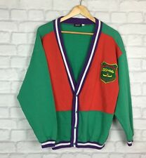 NORTH AMERICA COLORADO indios USA Vintage Retro Festival cardigan jumper Reino Unido 16