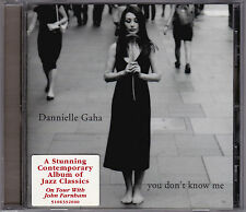 Dannielle Gaha - You Don't Know Me - CD (Danndelion 1992)