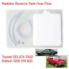 Radiator Reserve Tank Over Flow For Toyota CELICA TA22 Datsun 1200 510 1970 - 77