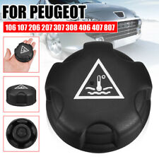 Coolant Radiator Expansion Water Tank Cap 1306E4 For Peugeot 107 206 207   ..
