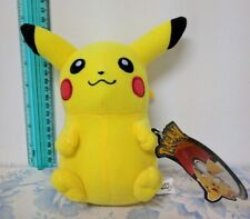 """Pikachu 6"""" Plush - Pokemon - New with Tags - Official Licensed - Toy Factory"""