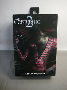 Neca  The Conjuring Universe  Ultimate Crooked Man Actionfigur 23 cm (KBN