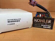 Kohler F-228605 Regulator Generator Voltage Kit OEM