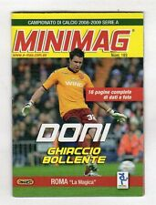 MINIMAG CAMPIONATO 2008-2009 - ROMA N. 193 DONI