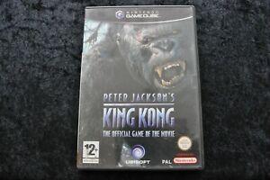 Peter Jackson's King Kong Gamecube Game
