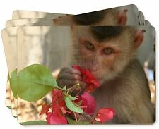 Monkey with Flowers Picture Placemats in Gift Box, AM-3P
