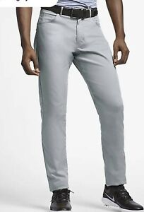 Nike Men's Flex Slim Fit 6 Pocket Golf Pants Dri-fit 36 x 30 Gray BV0278-042