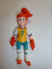 Burger King Kids Club Gang Boomer skates girl action figure toy fast food 90s