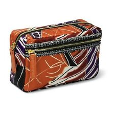 NWT Sonia Kashuk THE OVERNIGHTER Cosmetic Travel Case Bag ARTWORK COLLECTION