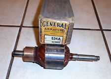 1932-1938 FORD LINCOLN ZEPHYR TRUCK Generator Armature 33 34 35 36 37 18-10005-A