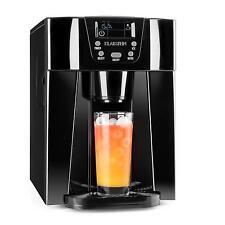 Klarstein Ice Volcano 2GB Ice-Cube Machine LED 13kg Black Tap Dispenser 2l Water