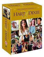 Hart of Dixie Seasons 1-4 5051892194433 With Tim Matheson DVD Region 2