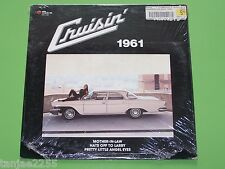 Cruisin 1961-Ernie K-Doe Ray Peterson Jive Five Gary Bonds-NEUF! SEALED LP