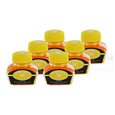 Thornton's Luxury Goods Fountain Pen Ink Bottle, 30ml, Pack of 6 - Yellow