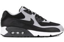 Nike Air Max 90 Essential Black Wolf Grey Anthracite 537384-053 Mens 7.5