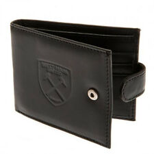 West Ham United F.C - Leather Wallet (RFID ANTI FRAUD) - GIFT