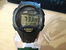 AUSSIE SELLER NEW CASIO W734 W-734 W-734J-9AJF SPORTS GEAR Digital Wrist Watch