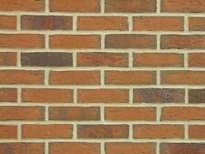 Feldhaus Klinker-Riemchen NF orange Kohlebrand ideal für WDVS