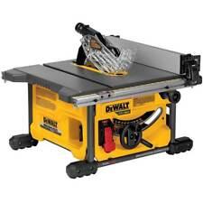 DeWALT DCS7485B 60V FLEXVOLT 8-1/4-Inch Adjustable Table Saw - Bare Tool