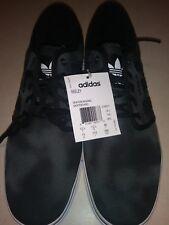 Adidas Seeley Skateboarding Mens Shoes Sz 13 Grey/Black/White C76311 New w/o Box