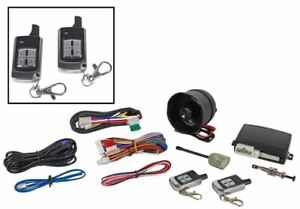 Ultra Start U2280-XR PRO 2800 Foot Car Alarm/Remote Start System 2280XR-PRO 2280