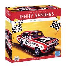 Blue Opal Brocky 28c Jenny Sanders 1000pc Puzzle Bl02049