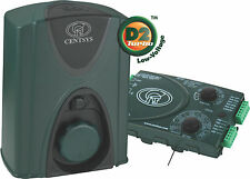 Centsys D2 Turbo Low Voltage Sliding Gate Motor - No Electrician - Extra Remotes