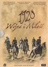 1920 Wojna i Milosc - serial TV (DVD 4 disc)  POLSKI POLISH