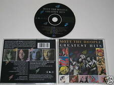 MOTT THE HOOPLE/GREATEST HITS (COLUMBIA 510777 2) CD