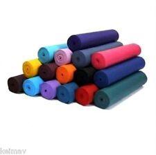 6mm Non Slip Yoga Mat Excercise Fitness Pilates Physio Festivals Ab workout mat