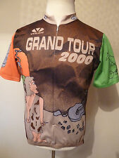 mens vintage voler USA cycling jersey - size large great condition