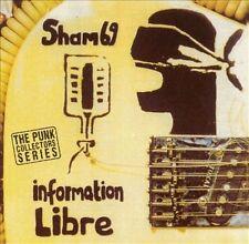 SHAM 69 - Information Libre (CD 2004)
