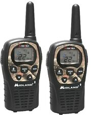 Midland LXT535 LXT-535 Mossy Oak Camo Handheld 2-Way Walkie Talkie Radio