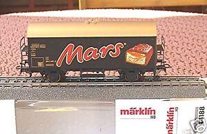 Märklin 44188 Kühlwagen Mars #NEU in OVP#