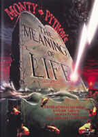 Monty Python's The Meaning Of Life (1983) Cult movie poster print 2