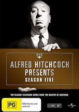 Alfred Hitchcock Presents : Season 5 (DVD, 2011, 5-Disc Set) New Region 4