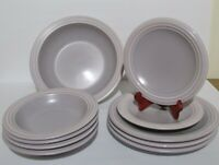 Pfaltzgraff Terrace Lilac Serving Bowl, Dinner Plates, Bowls and more LotUSA