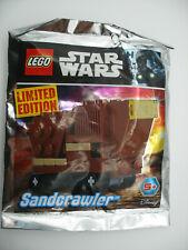 Lego STAR WARS 911725 Polybag Fuel SANDCRAWLER LIMITED EDITION Neuf