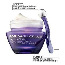 Avon Anew Platinum Eye & Lip Cream .50 oz