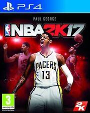 NBA 2K17 (Sony Playstation4, 2016)