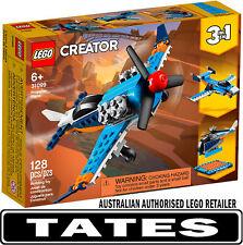 LEGO 31099 Propeller Plane CREATOR from Tates Toyworld
