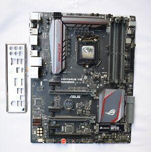 ASUS MAXIMUS VIII RANGER LGA 1151 Intel Z170 Motherboard ATX DDR4 USB3
