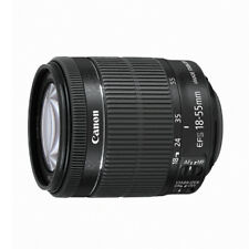 Canon EF-S 18-55mm IS STM Lens Macro 0.25m / 0.8 ft for EOS APS-C DSLR Camera