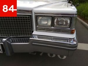 +Cadillac Fleetwood Brougham Cimarron Eldorado 4x Scheinwerfer EU E-Prüfzeichen+