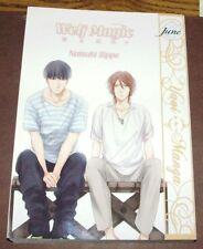 Wolf Magic a Yaoi Manga by Natsuki Zippo