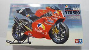 Tamiya Yamaha D'Antin YZR500 Antena 3 14078 1/12 MotoGP model kit New, old stock
